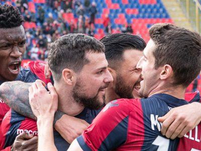Destro e Mattiello in gruppo, entrambi potrebbero essere convocati per Bologna-Samp