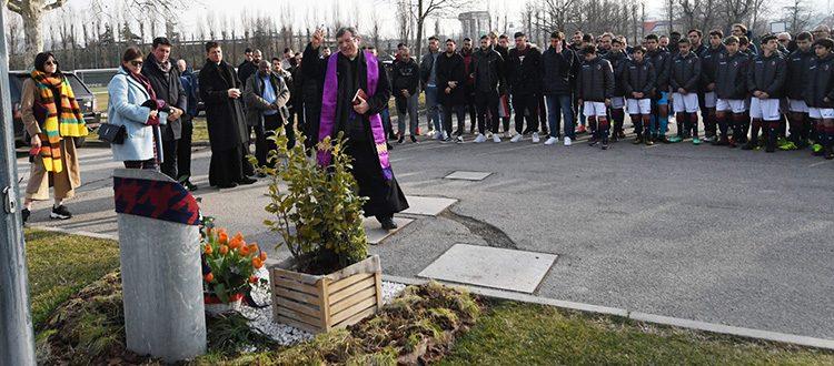 Il Bologna ricorda Niccolò Galli a 18 anni dalla sua scomparsa