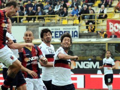 Anche nel 2012 Bologna-Genoa alle 12:30, segnò Palacio ma vinsero i felsinei 3-2