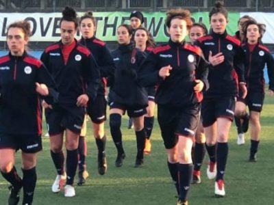Quinta vittoria di fila per il Bologna Femminile, a Riccione un esaltante 3-1 in rimonta