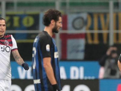 Nel segno di Mihajlovic, il Bologna sbanca 1-0 San Siro: Inter al tappeto, decide Santander