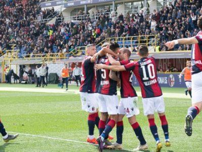 Tutti positivi nel Bologna che piega il Cagliari e torna in corsa per la salvezza