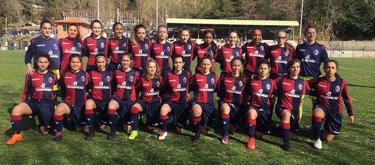 Viareggio Women's Cup, il Bologna Under 19 cede 3-2 alla Florentia nel finale