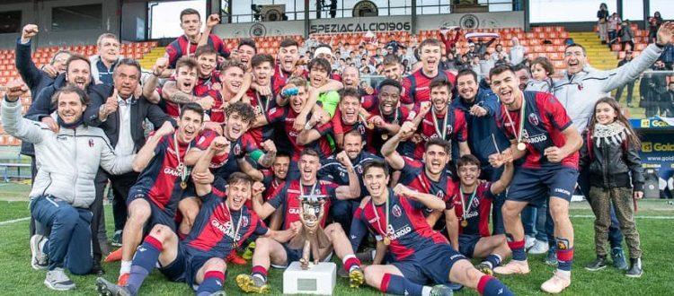 Bologna campione! I rossoblù vincono la 71^ Viareggio Cup battendo il Genoa 8-7 ai rigori