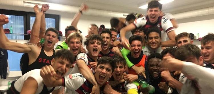 Bologna in finale al Viareggio dopo 46 anni, il Club Brugge si inchina 7-6 ai rigori