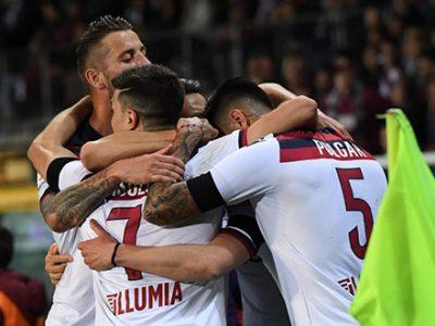 Toro domato da un Bologna strepitoso, i rossoblù sbancano l'Olimpico 3-2