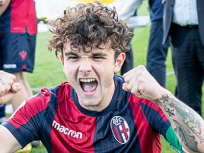 Mazza firma un contratto da professionista col Bologna: