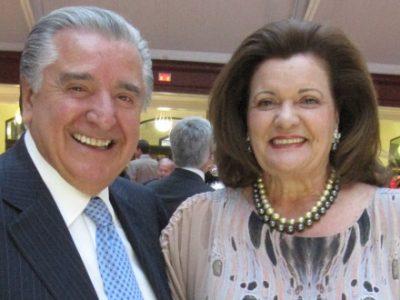 Joey bloccato in Canada, a Casteldebole ecco Lino e Mirella Saputo
