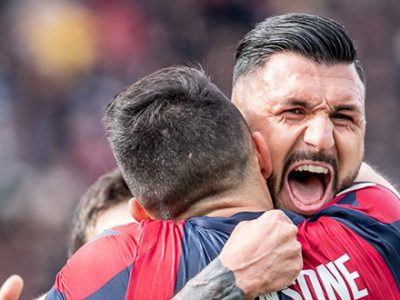 Il Bologna rialza la testa, prestazione importante e 2-0 al Cagliari con Pulgar e Soriano