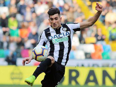 Doccia gelida firmata Pussetto, la classifica si fa pericolosa: Udinese-Bologna 2-1