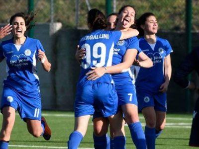 Tramontano al 91' le ultime speranze playoff del Bologna Femminile: a San Marino la capolista vince 3-2
