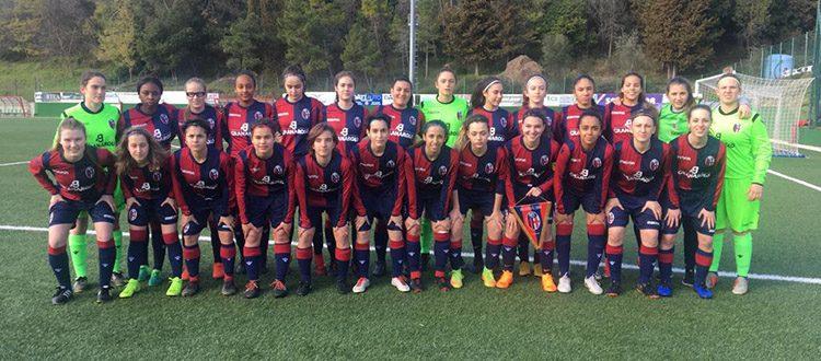 Bologna Femminile Under 19 sconfitto 2-0 dalla Juventus all'esordio nella Viareggio Women's Cup