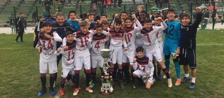 Pasquetta di successi per il settore giovanile del Bologna, altri tre trofei in bacheca