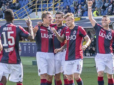 Un Bologna da applausi schianta 3-0 la Samp al Dall'Ara e vede la salvezza