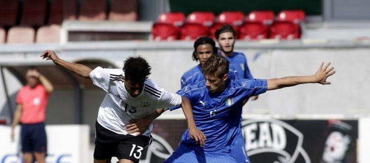 Corbo convocato dall'Italia Under 20 per un stage di due giorni in vista del Mondiale