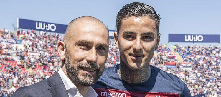 Pulgar rientrato a Bologna, giovedì arriva Saputo. Sabato il patron seguirà la squadra ad Augusta