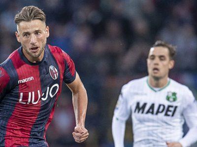 Anche Helander tra gli indisponibili per Bologna-Chievo, Dijks e Svanberg recuperano dai rispettivi acciacchi