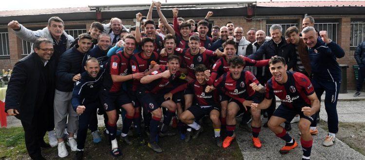 Il Bologna torna in Primavera 1, Spezia asfaltato 4-1 e festa con Saputo