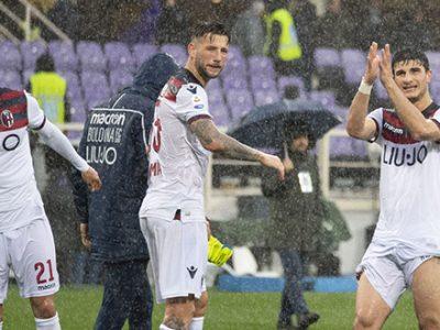 Il Bologna stringe i denti e strappa un punto importante al Franchi, con la Fiorentina finisce 0-0