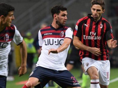 I rossoblù cadono immeritatamente a San Siro: Milan-Bologna 2-1
