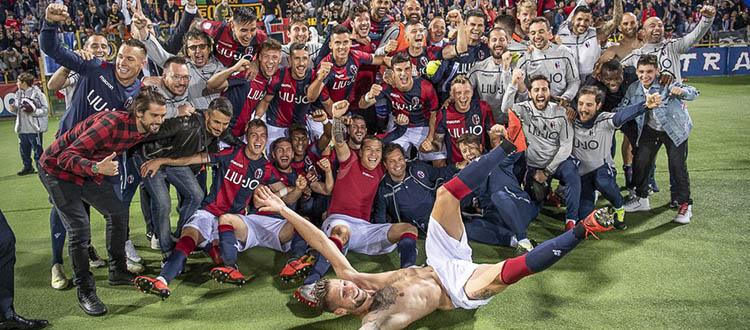Il Bologna chiude il campionato al decimo posto. Atalanta e Inter in Champions League, Empoli in Serie B