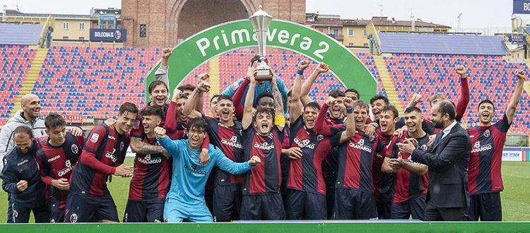Il Bologna Primavera completa il suo triplete, Supercoppa conquistata con un 5-1 al Pescara