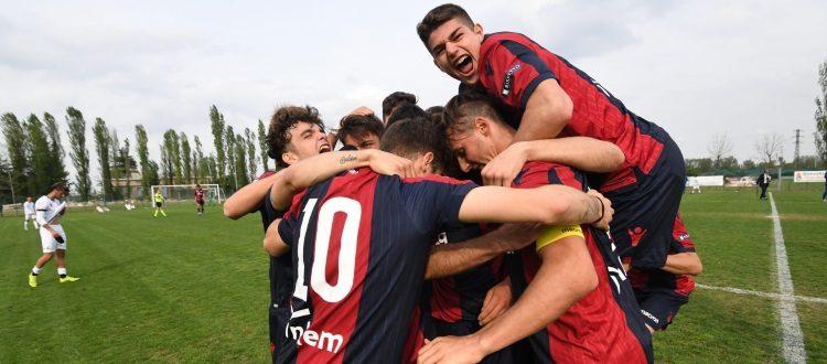 Domani alle 16 la Supercoppa Primavera 2, diretta sulla pagina Facebook del Bologna