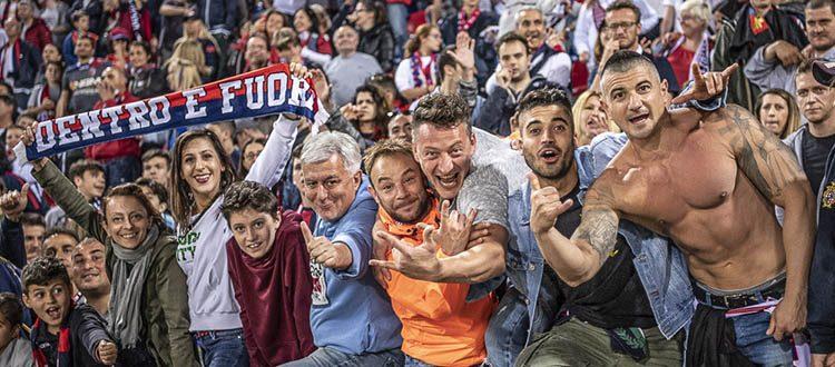 La campagna abbonamenti del Bologna prosegue alla grande: già superata quota 3.000