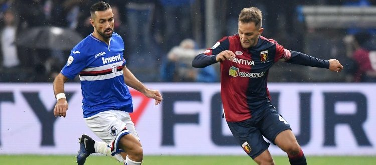 Gli occhi della zona calda puntati sulla Sampdoria. Ma il Bologna ha il destino nelle proprie mani
