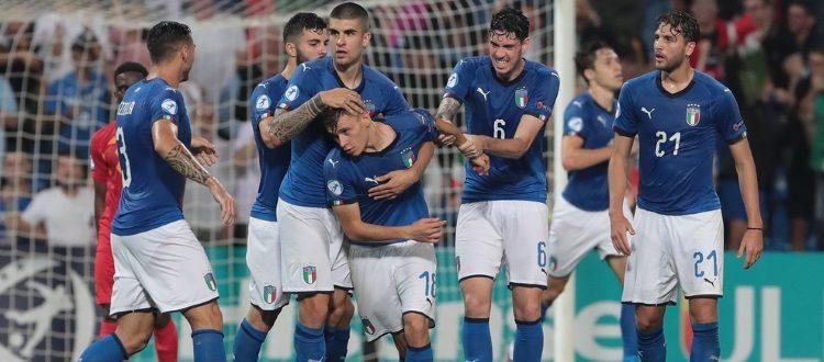 L'Italia Under 21 batte 3-1 il Belgio ma non basta: Spagna a valanga sulla Polonia, per andare avanti serve un mezzo miracolo