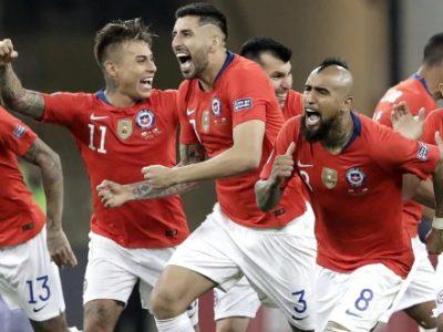 Coppa America: fuori il Paraguay di Santander, undici metri di felicità per Pulgar e il suo Cile