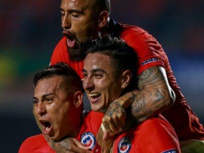Coppa America: Pulgar trafigge anche il Giappone, contro i nipponici il Cile fa poker