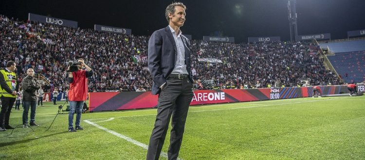 Ufficiale: Riccardo Bigon rinnova col Bologna fino al 2023