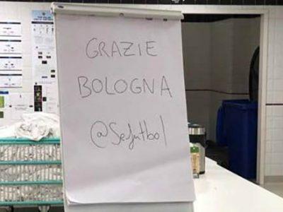 La Spagna ringrazia Bologna:
