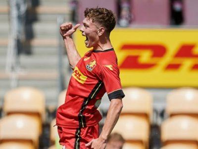 Skov Olsen c'è: il talento danese arrivato a Bologna per firmare con i rossoblù