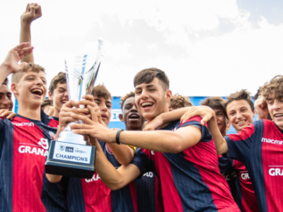 Bologna Under 14 campione al torneo International U14 di Montreal