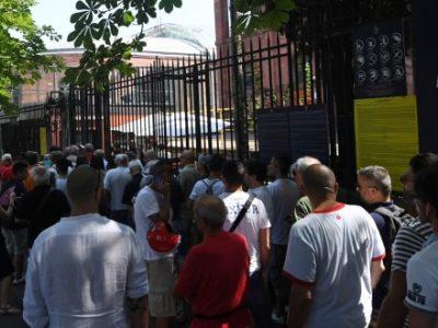 Rapina a mano armata al botteghino del Dall'Ara, bottino di circa 20 mila euro