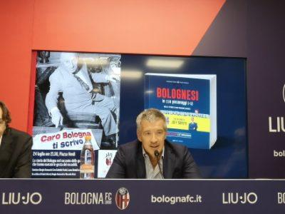 'Bolognesi in 110 personaggi (+1)' e 'Caro Bologna ti scrivo', un libro e uno spettacolo imperdibili. Mercoledì sera Sabatini leggerà Pasolini