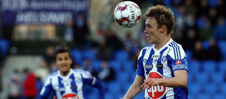 Bologna, preso l'attaccante finlandese Lappalainen. Verrà girato in prestito ai Montreal Impact