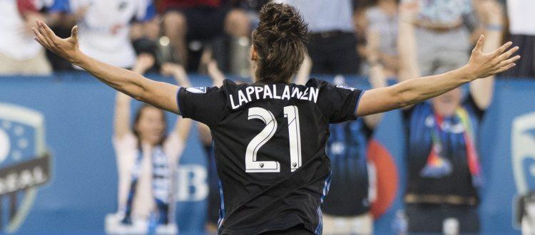 Due gol a testa per Lappalainen e Okwonkwo, i Montreal Impact asfaltano 4-0 la capolista Philadelphia
