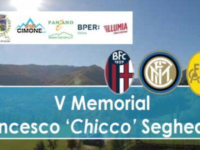 Under 17: dal 4 al 10 agosto a Fanano il 5° Memorial Seghedoni, in semifinale il derby Bologna-Modena