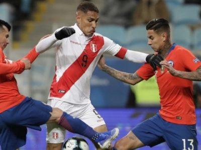 Il Cile di Pulgar travolto 3-0 dal Perù, addio finale di Coppa America
