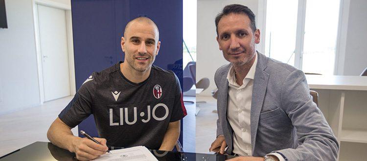 Ufficiale: Rodrigo Palacio rinnova col Bologna fino al 2020