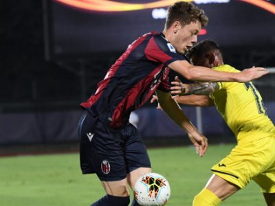 Bologna-Villarreal 3-4: il Tosco l'ha vista così...