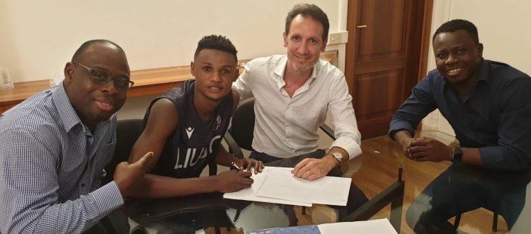 Ufficiale: Michael Kingsley rinnova col Bologna fino al 2024