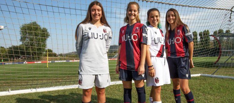 Liu Jo diventa main partner anche del Bologna Femminile