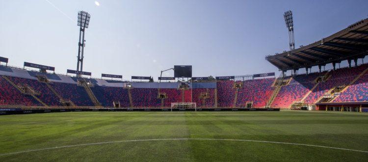 Bologna-Spal: fino a domani Curva San Luca a 15 €, da mercoledì aperta anche ai residenti in provincia di Ferrara a 25 €