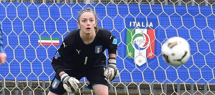 Dalla C alla A in un colpo solo: Nicole Lauria, portiere del Bologna Femminile, acquistata dal Sassuolo
