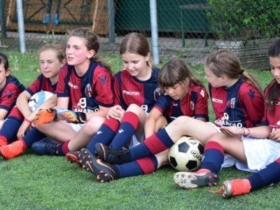 Il 27 e il 29 agosto due open days del calcio femminile rossoblù