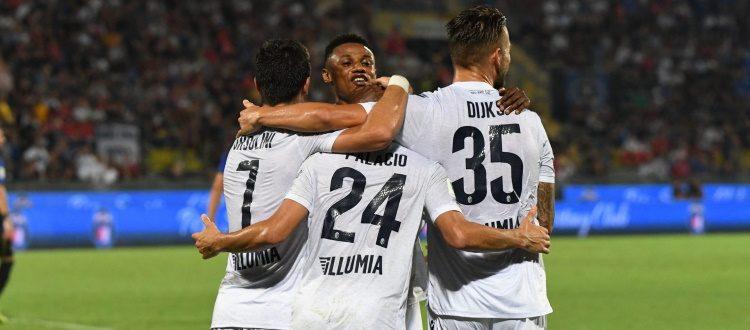 Il Bologna inizia benissimo la stagione, Pisa sbancata 3-0 con Poli, Orsolini e Palacio
